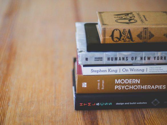 Disse bøger skal du læse i 2018